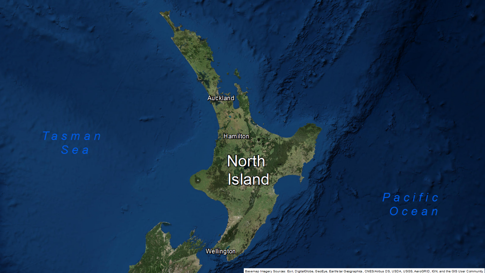 Map of area: Enduring North Island image v2