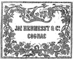 [Image] JAS Hennessy and Co trade mark.