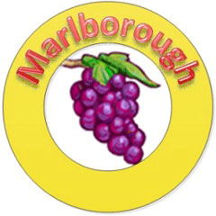 The logo contains the word 'Marlborough'.